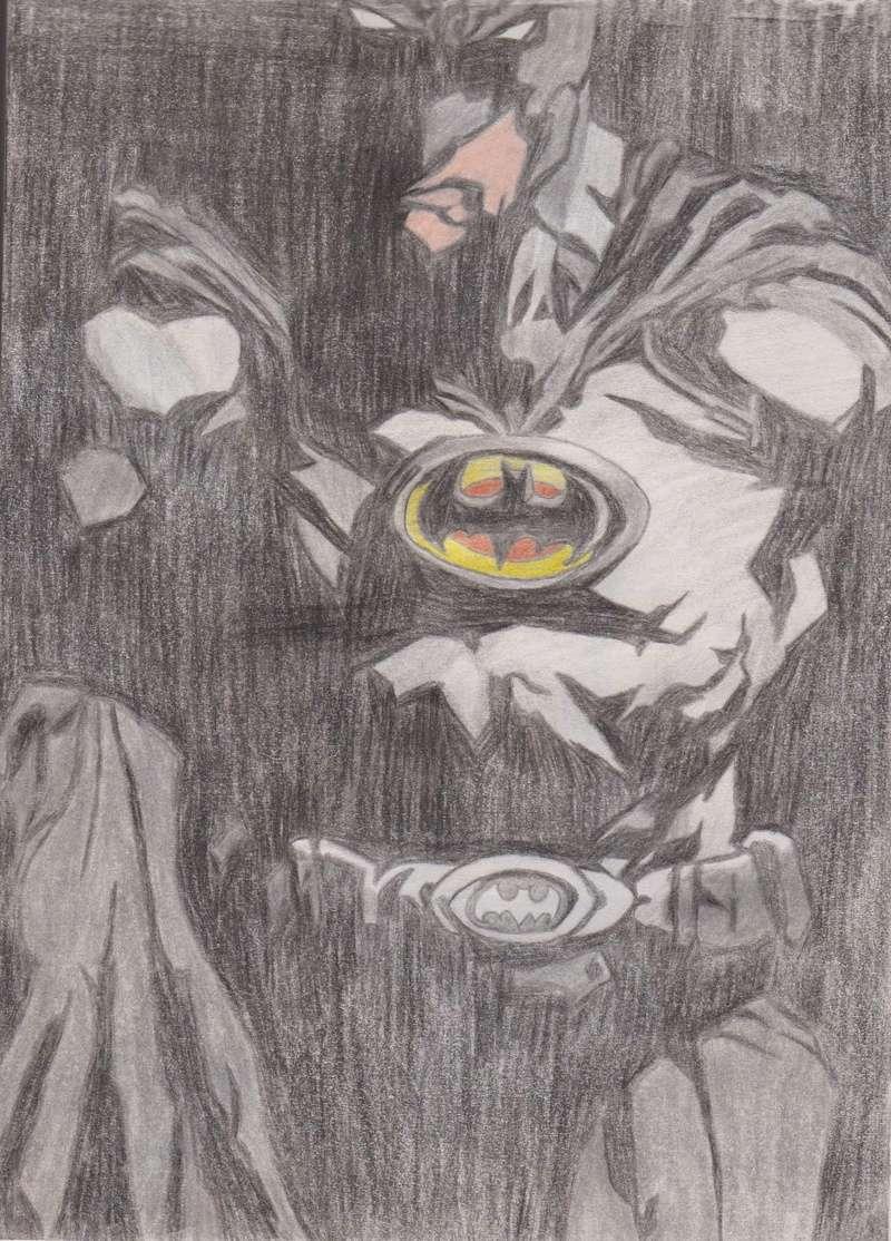 Les réalisations de Kaci'. Batman10