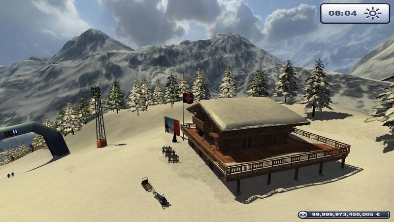 Ski region simulator 2012 12513610