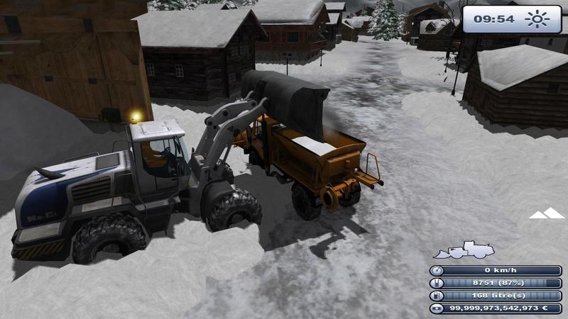 Ski region simulator 2012 12525110