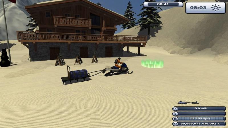 Ski region simulator 2012 12604610