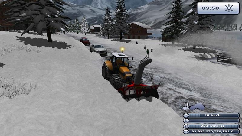 Ski region simulator 2012 12604710