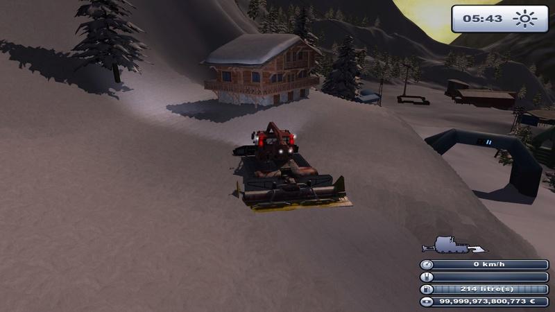 Ski region simulator 2012 12622510