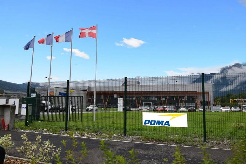 Nouveau site industriel Poma à Gilly sur Isère Dsc_0511