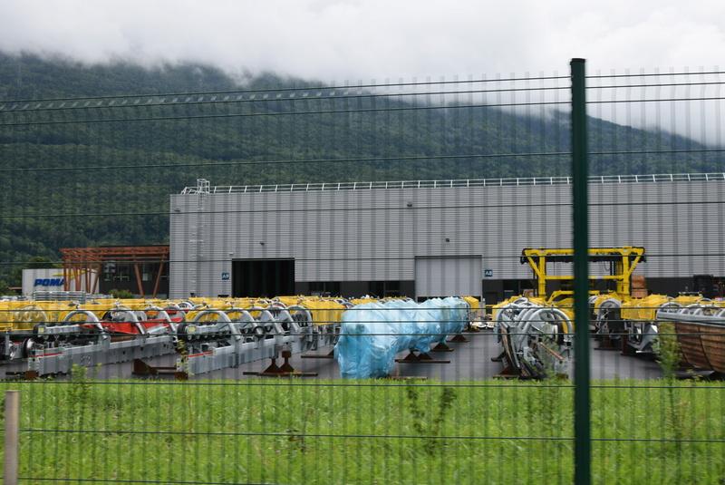 Nouveau site industriel Poma à Gilly sur Isère Dsc_0513