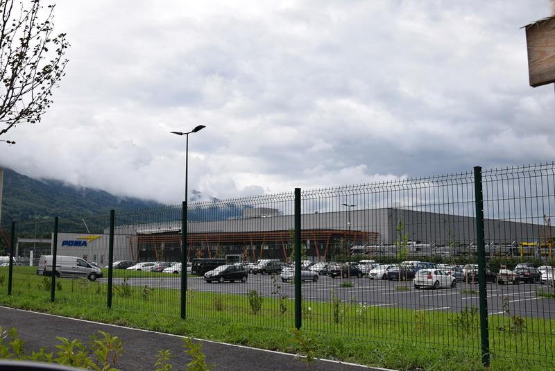 Nouveau site industriel Poma à Gilly sur Isère Dsc_0516