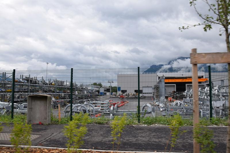 Nouveau site industriel Poma à Gilly sur Isère Dsc_0522