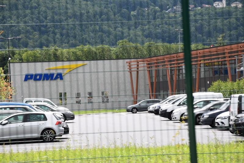 Nouveau site industriel Poma à Gilly sur Isère Dsc_0524