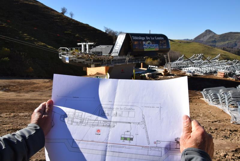 Construction télésiège fixe de la Combe - Chantiers Le Lioran 2017 - Page 2 Dsc_1313
