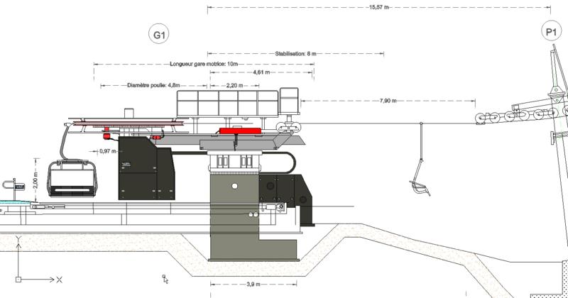 Dessins techniques, Plans 2D remontées mécaniques - Page 2 Lst_pl11