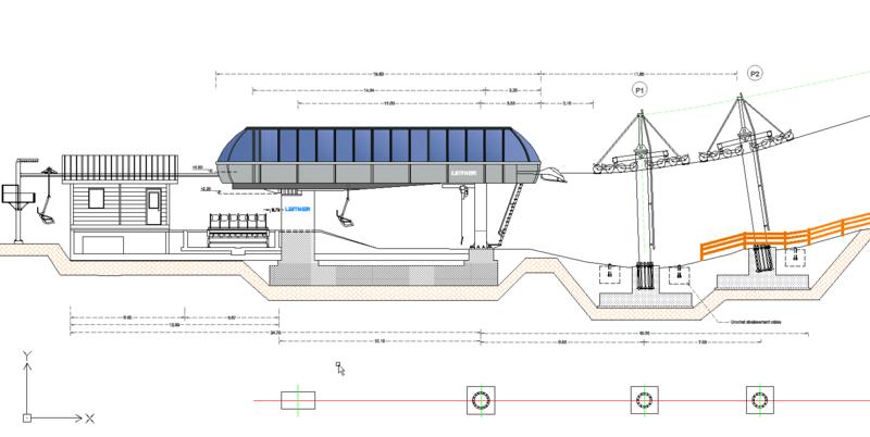 Dessins techniques, Plans 2D remontées mécaniques - Page 2 Lst_pl15