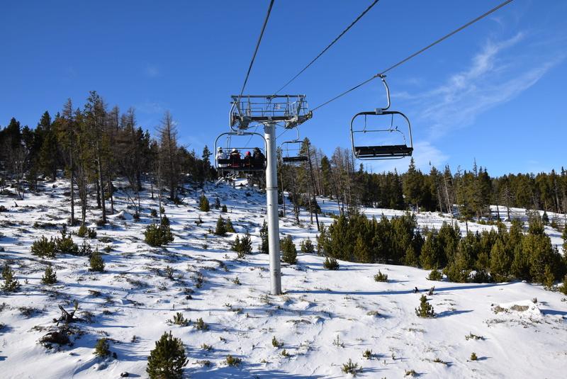 Télésiège fixe 4 places (TSF4) Col del Pam P2-tsf13