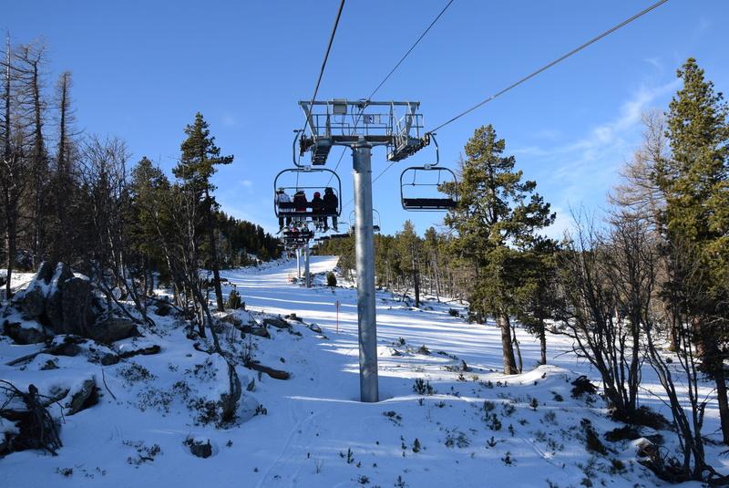 Télésiège fixe 4 places (TSF4) Col del Pam P3-tsf13