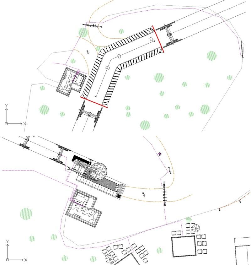 Dessins techniques, Plans 2D remontées mécaniques - Page 2 Plan_112