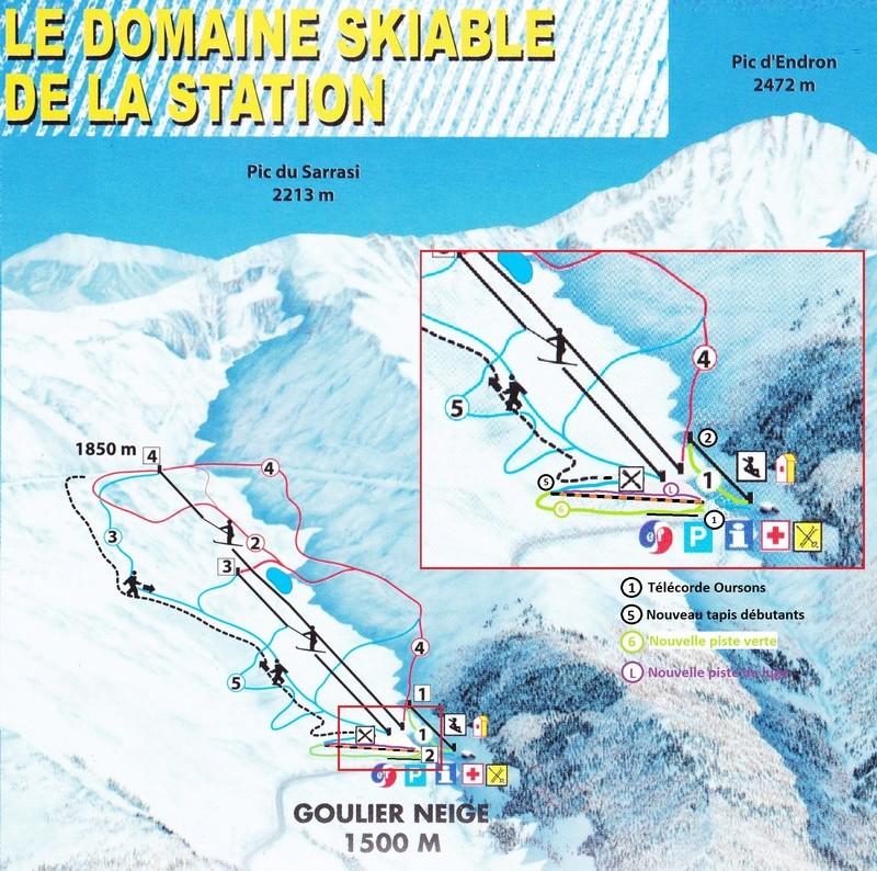 Réaménagement du front de neige Goulier Plan_g10