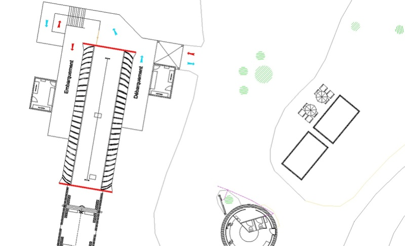 Dessins techniques, Plans 2D remontées mécaniques - Page 2 Sans_t11