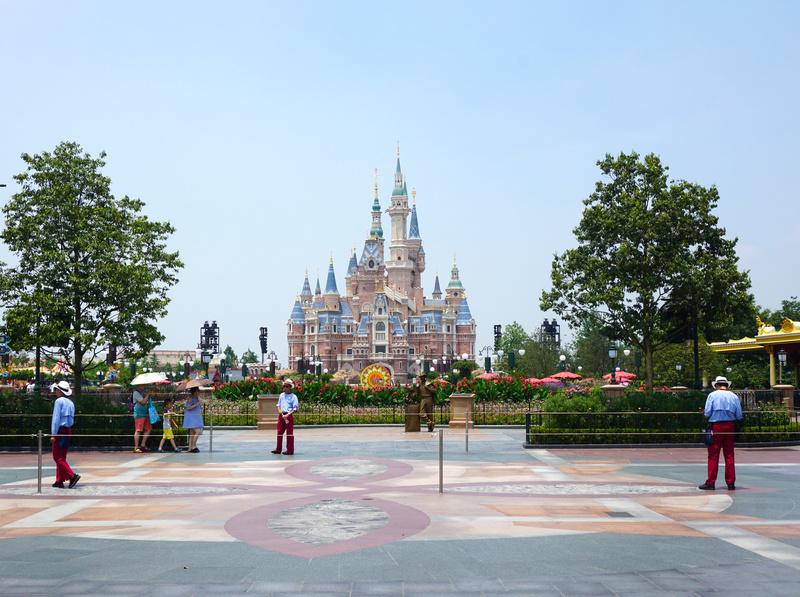 Une journée magique à Shanghai Disney Resort  Dsc02714