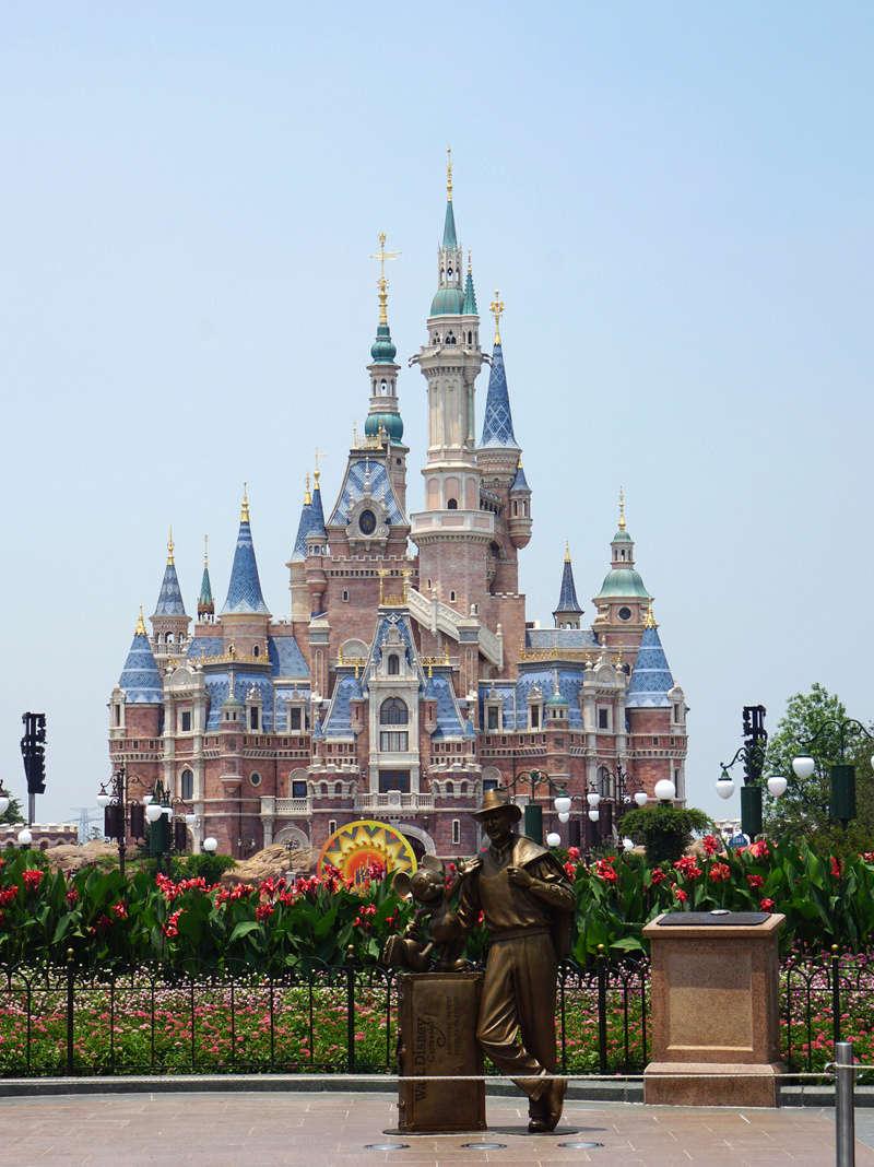 Une journée magique à Shanghai Disney Resort  Dsc02715