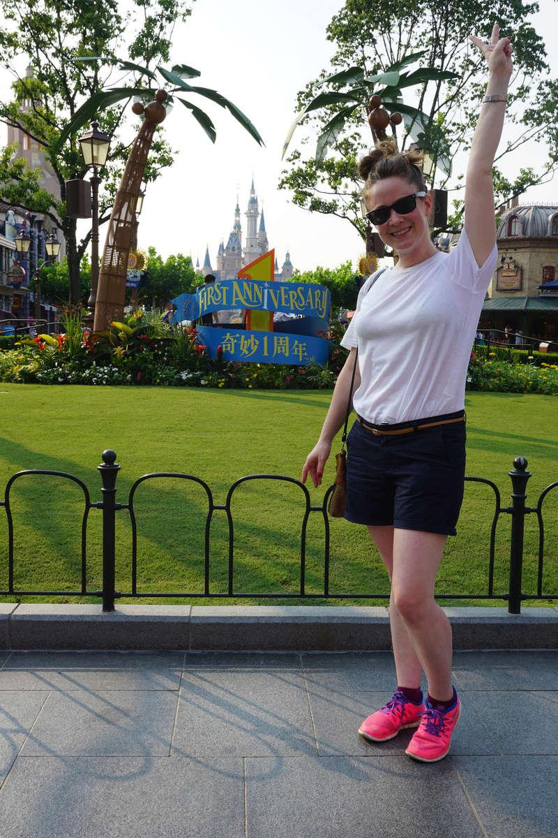 Une journée magique à Shanghai Disney Resort  Dsc02911