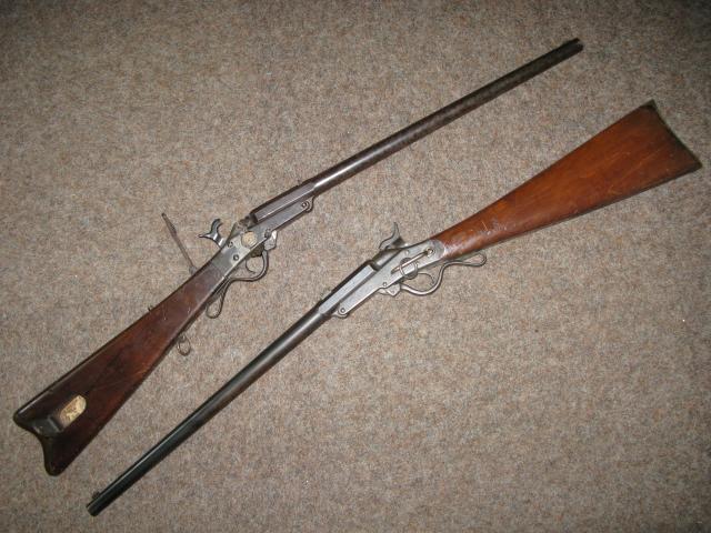 Carabine Maynard Poudre14