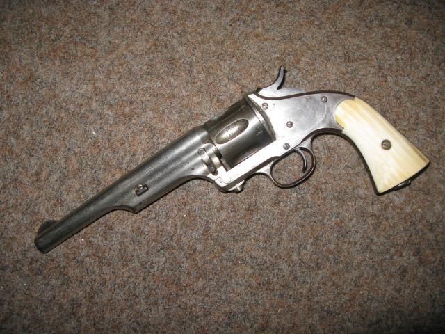 Colt frontier 44-40 Poudre25