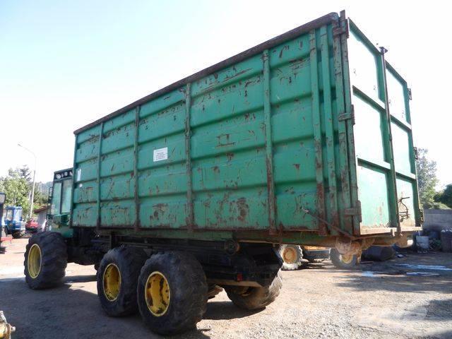 la Marque REFORM - Tracteur routier et materiel agricole  Timber10