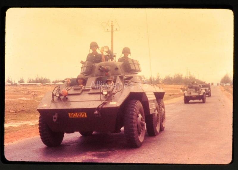 M8 Geyhound Armoured Vehicle Arvn_m11