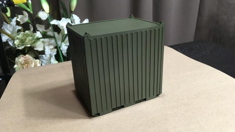 Hand made US conex container (Vietnam) Conex_13
