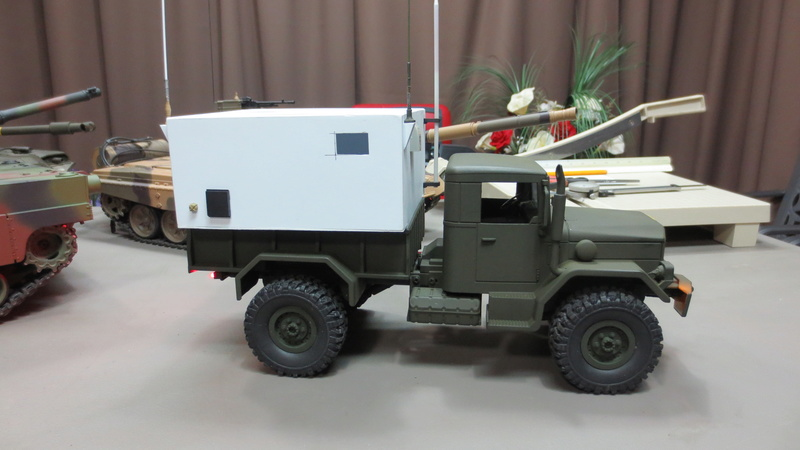 RC M35A2 Mobile Command Station Img_1217
