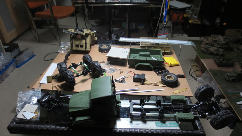 Project M35A2 truck 6x6 Img_1310