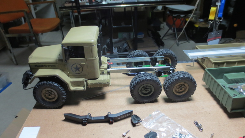 Project M35A2 truck 6x6 Img_1311