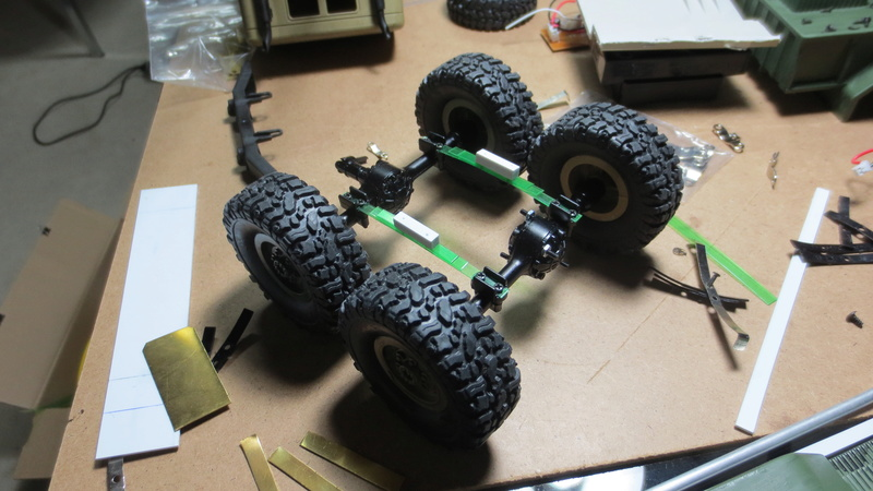 Project M35A2 truck 6x6 Img_1314