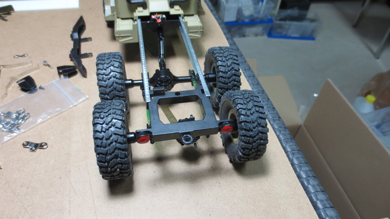 Project M35A2 truck 6x6 Img_1315
