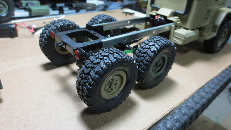 Project M35A2 truck 6x6 Img_1316