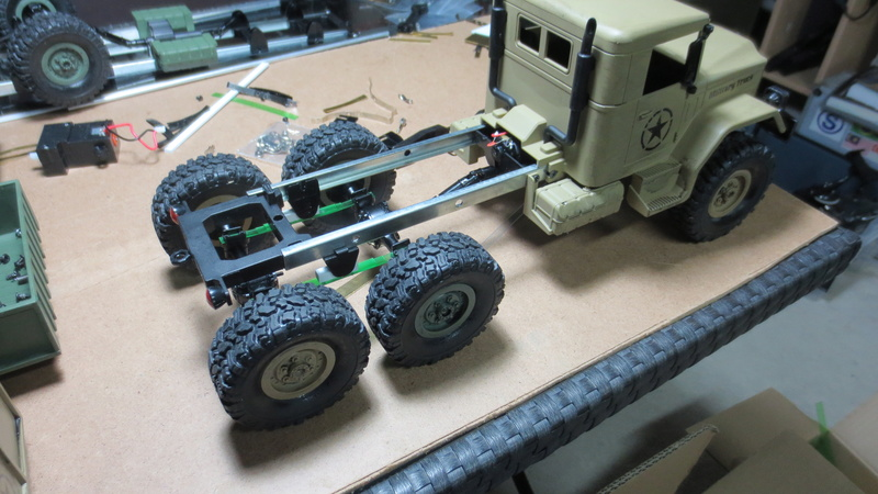 Project M35A2 truck 6x6 Img_1317
