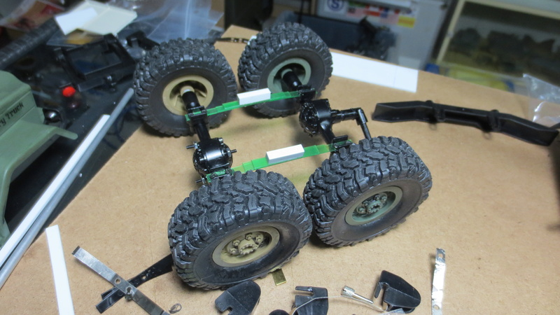 Project M35A2 truck 6x6 Img_1318