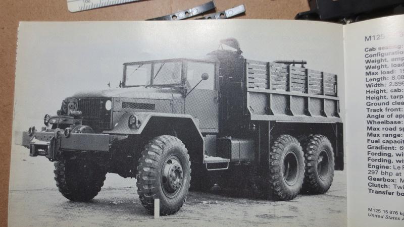 US Army truck circa 1970 Img_1320