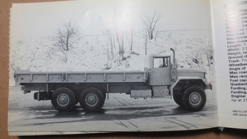 US Army truck circa 1970 Img_1321