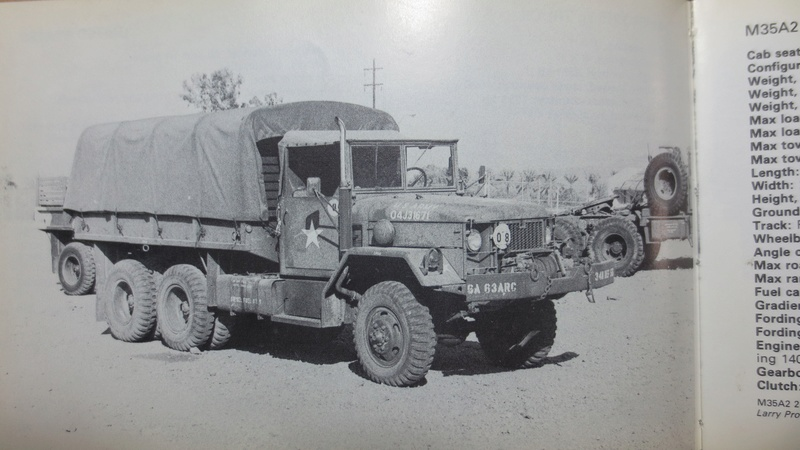 US Army truck circa 1970 Img_1322