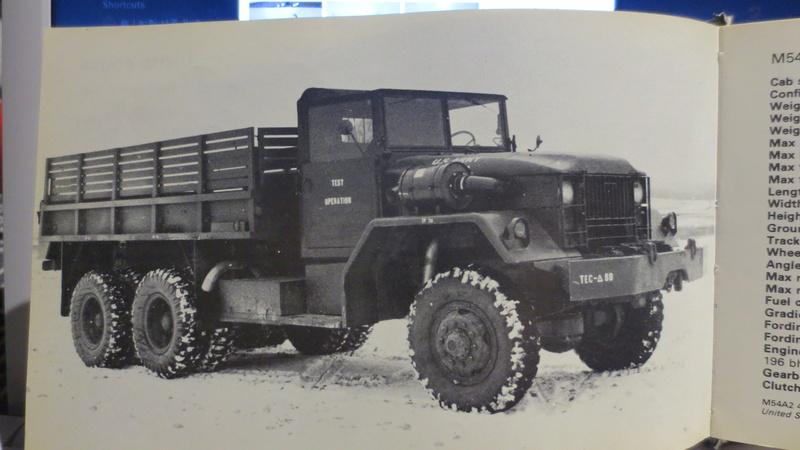 US Army truck circa 1970 Img_1410