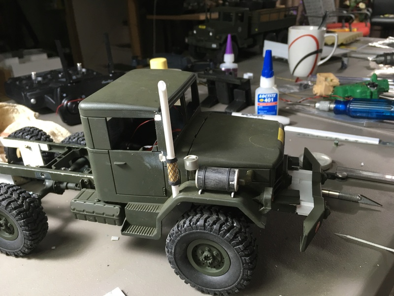 M54A2 heavy truck Img_3217