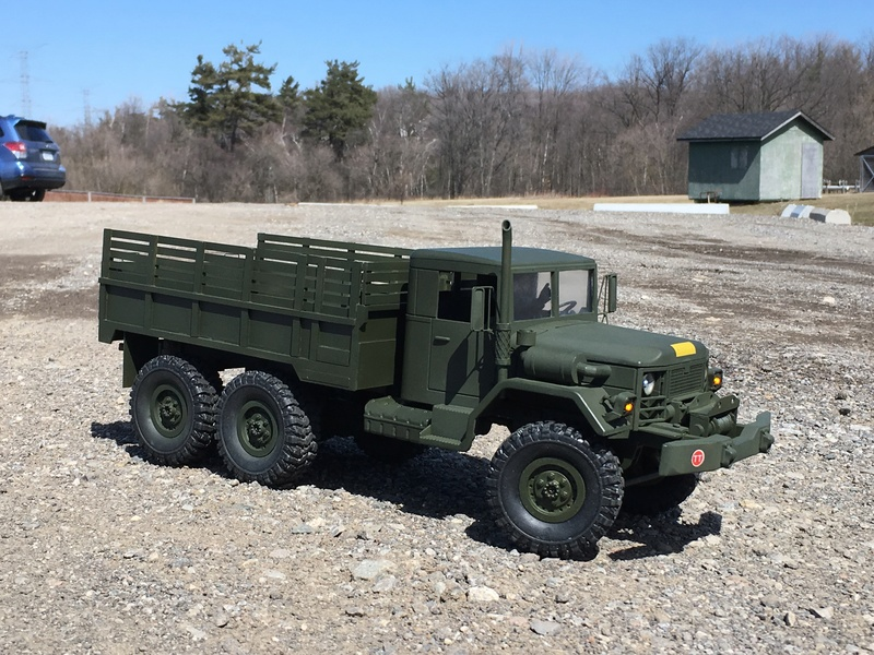 M54A2 heavy truck Img_3220