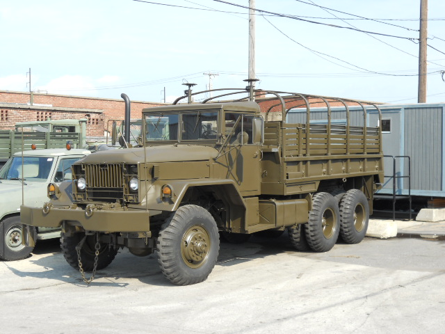 M54A2 heavy truck M54a210