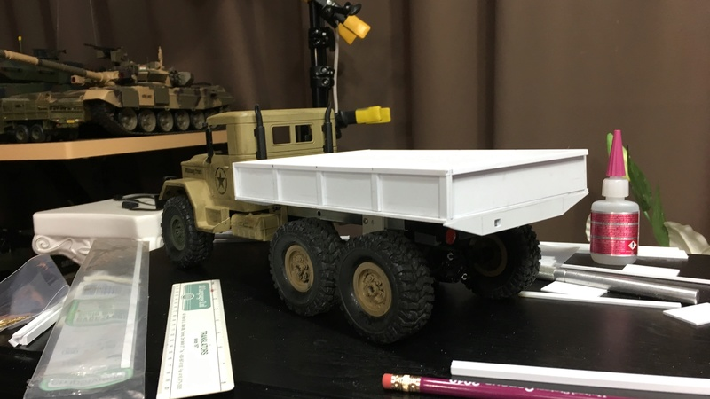 Project M35A2 truck 6x6 New_ca10