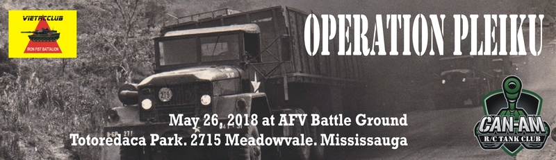 Battle Day May 26, 2018 in Mississauga Operat10
