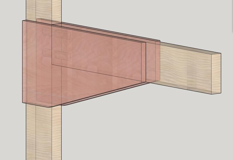 Stockage de plots sur rayonnages Cantilever Intérieur et Extérieur Captur11