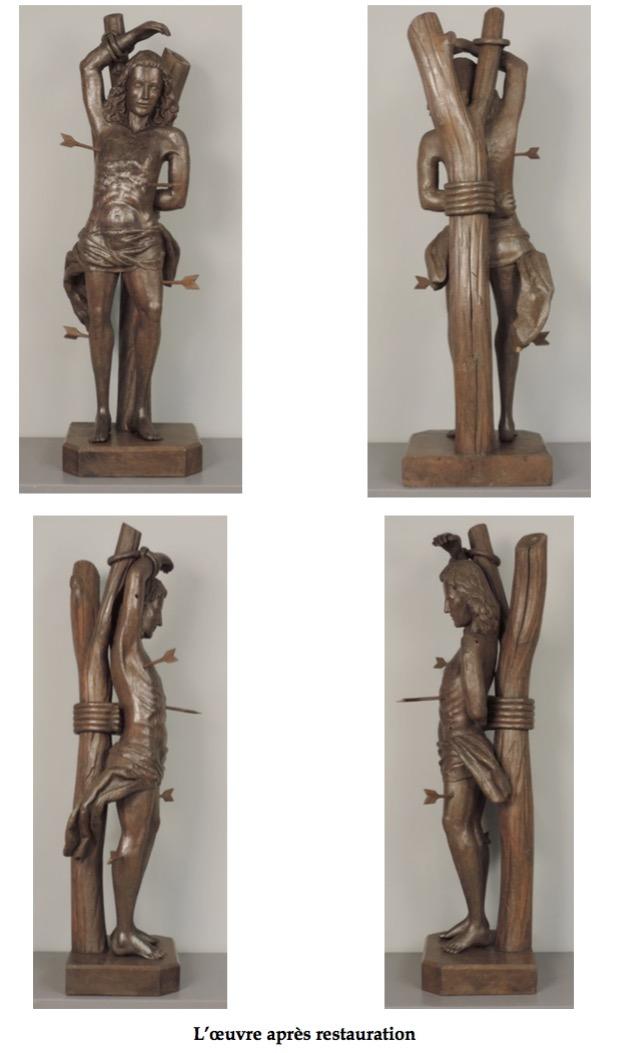Restauration de statues en bois  Captur13