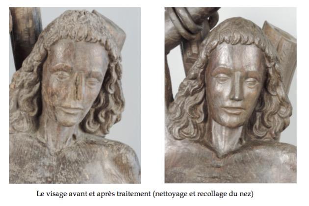 Restauration de statues en bois  Captur15
