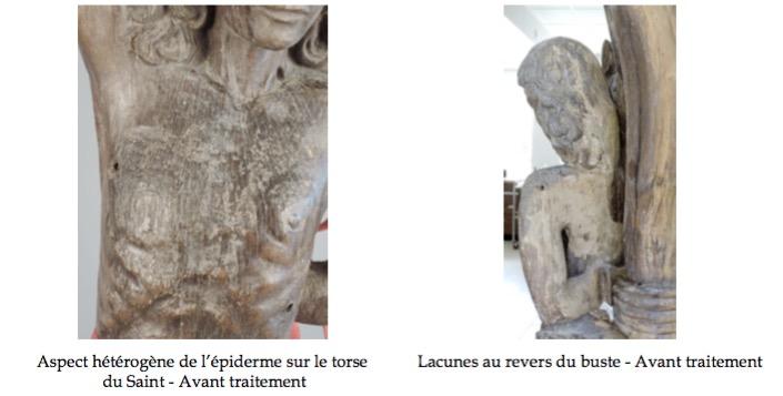 Restauration de statues en bois  Captur17
