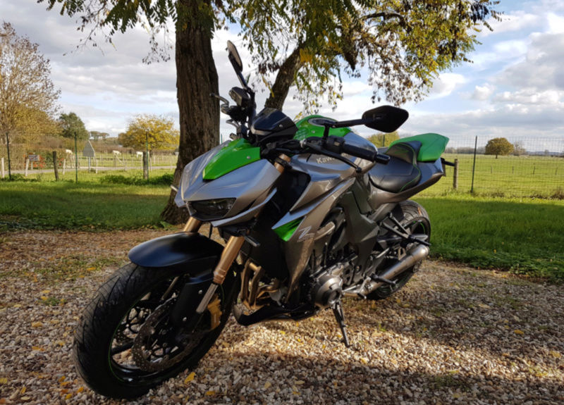 [VENDU] Kawasaki Z1000 2014 Spécial EditioU P111
