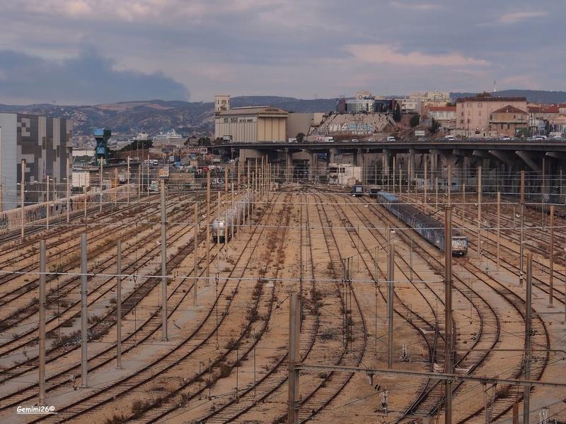 Arrivée sur Marseille Pb090218